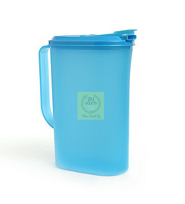Brand New Tupperware Ezy Cool Jug - 2 Ltrs - Blue Colour