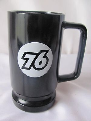 Rare Union 76 Gasoline Ceramic Coffee Cup Mug Hartley Oil Company 1986