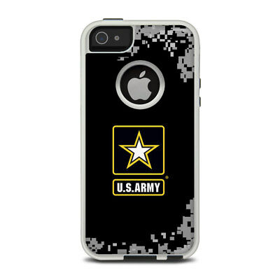 Skin for Otterbox iPhone 5/5S - Army Pride by US Army - Sticker Decal