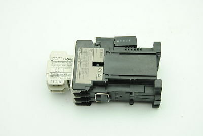Fuji Electric SC-E05/G Contactor w/ SZ-A11/T Contact Block Sz-Z4 Surge Suppresor