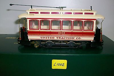 On30 Spectrum 25128 - (L1002) Closed Street Car United Traction – BODY