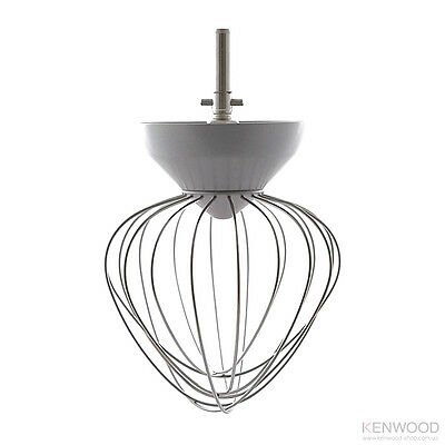 KW712212 Whisk (9 wire) Non Stick Aluminium Kenwood Chef - GENUINE IN HEIDELBERG
