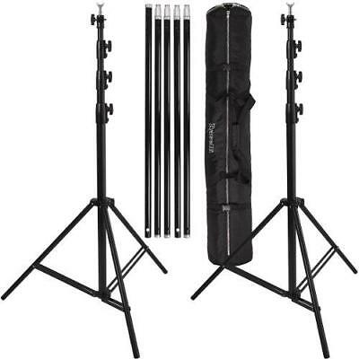 Ravelli ABSL Photo Video Backdrop Stand Kit 13' Tall x 15' Wide with Dual Air