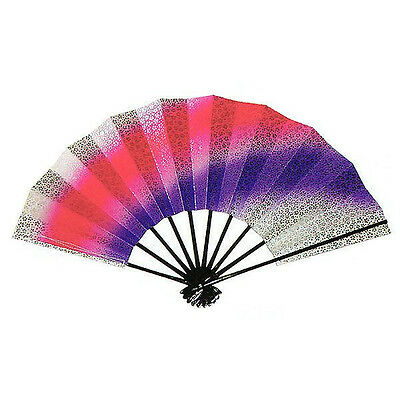 DM-D07481 Traditional Folding fan JAPAN JAPANESE Sensu