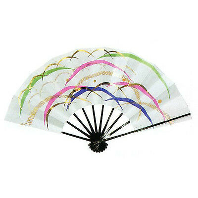 DM-D07498 Traditional Folding fan JAPAN JAPANESE Sensu