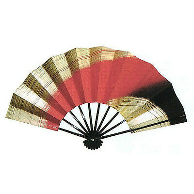 DM-D07503 Traditional Folding fan JAPAN JAPANESE Sensu