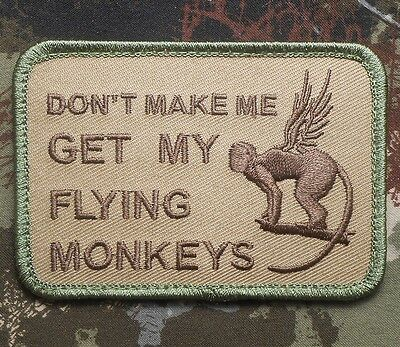 Get My Flying Monkeys Tactical Usa Army Multicam Velcro® Brand Fastener Patch