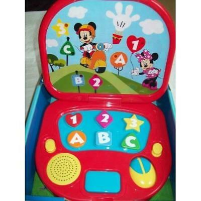 Disney Mickey Mouse Clubhouse Laptop Junior New