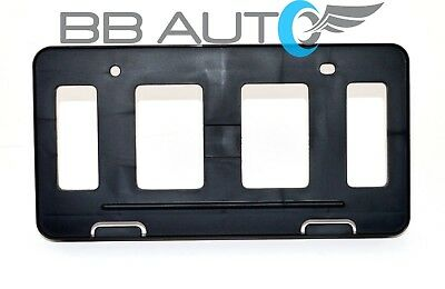New Front Bumper License Plate Mounting Bracket For 2011-2013 Toyota Highlander