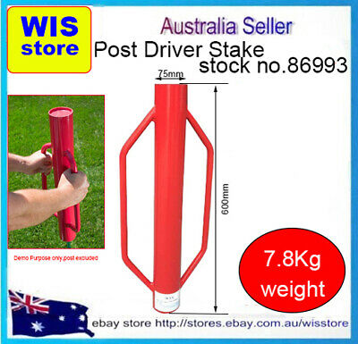 Steel Head Fence Post Driver with Handles,Post Driver /Fence Post Driver-86993