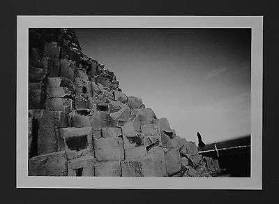 Páll Stefánsson Limited Edition Photo 43x30cm The four elements Iceland 2000 B&W