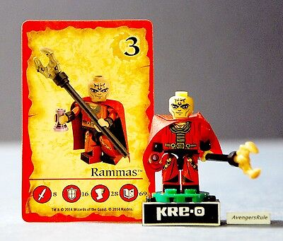 Kre-O Dungeons & Dragons Series Collection 2 Rammas