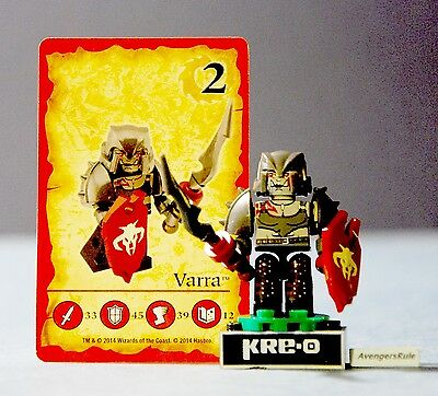 Kre-O Dungeons & Dragons Series Collection 2 Varra