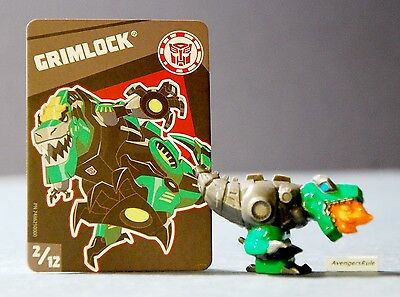 Transformers Tiny Titans Series 1 Robots in Disguise 2/12 Grimlock