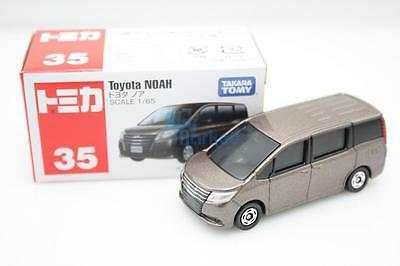 NEW Takara Tomy Tomica #35 Toyota Noah Scale 1/65 Diecast Toy Car Japan