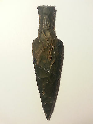 Stone age flint  tool Danish type  (reproduction)