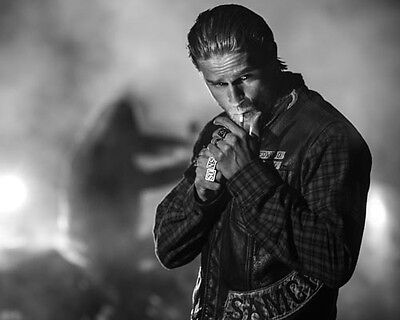 Hunnam, Charlie [Sons of Anarchy] (54918) 10x8 Photo
