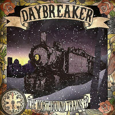 """Daybreaker - The Northbound Trains EP (2011)  Limited 12"""" Coloured Vinyl  NEW"""