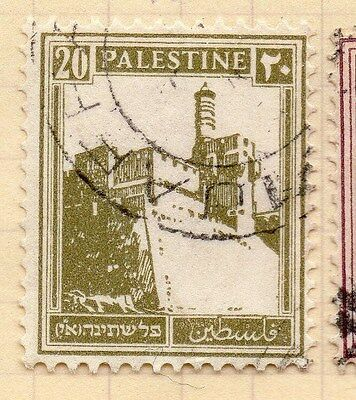 Palestine Early 1927 Issue 20m. Fine Used 97289