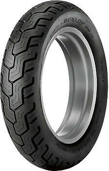 New Dunlop D404 Bias-Ply Rear Tire 130/90H-16 130/90-16 32NK-38 31-0513 45605285