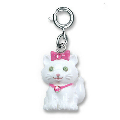 BNWT Charm It! CAT clip-on charm for girls