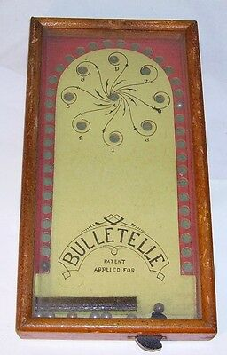 WW1 world war one Bulletelle trench game dexterity puzzle