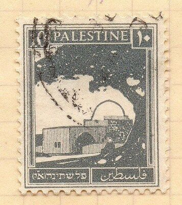 Palestine Early 1927 Issue 10m. Fine Used