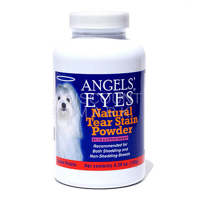 Angels Eyes For Dogs Tear Stain Remover Angel's Natural Sweet Potato