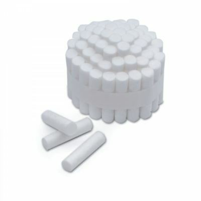 Dental Cotton Rolls Box 2000 Disposable White 2 Medium A0010