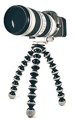 BMGP141: Large Octopus Flexible Tripod Stand for DSLR Camera