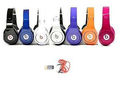 Genuine Beats By Dr. Dre Studio Noise Cancelling Over-Ear Headphones with Case