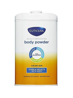 Cuticura Talcum Powder Mildly Medicated x 250g