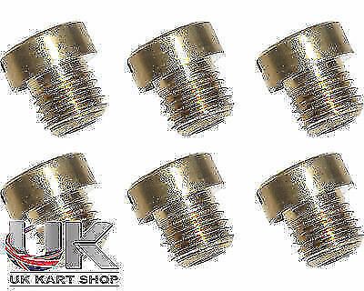 Kart Rotax Main Jets Pack 6 155 - 168 All you need at a Great Price & Free P&P