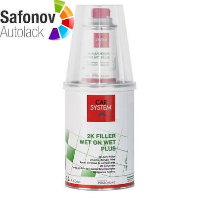 CAR SYSTEM 2K Filler Wet on Wet Plus A+B Komp.1,05  Liter *153.455