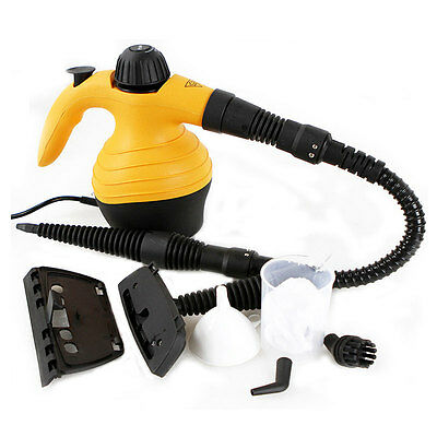 1200 Watt Handheld Portable Electric Steam Cleaner Office Home Auto Wash Carpet