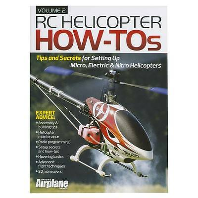 NEW Model Airplane News RC Helicopter How To s Vol. 2 2046