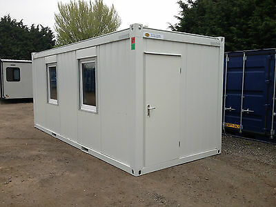 Portable building, site office, modular building, site cabin.