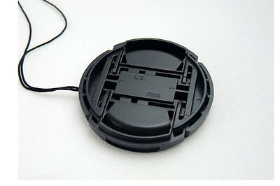 49mm Front Lens Cap Cover for Canon Nikon   DSLR Camera