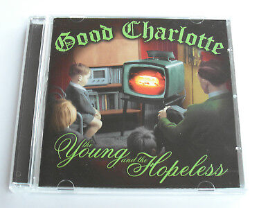 Good Charlotte - The Young & The Hopeless ( CD Album ) Used Very Good