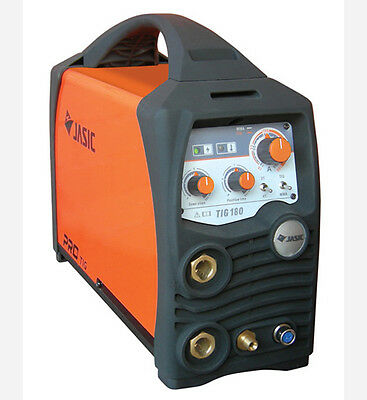 Brand New Jasic Pro Dc Tig 180 Dv 110/240V Multi Process Welding Machine Package