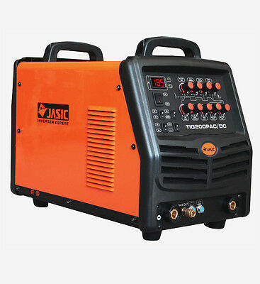 Jasic Pro Tig 200 Pulse Ac/dc Analog Inverter Multi Process Welding Machine