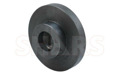 """Shars 5.079"""" Semi-Machined Threaded Back Plate 1-1/2"""" x 8 For 3 or 4 Jaw Chuck"""