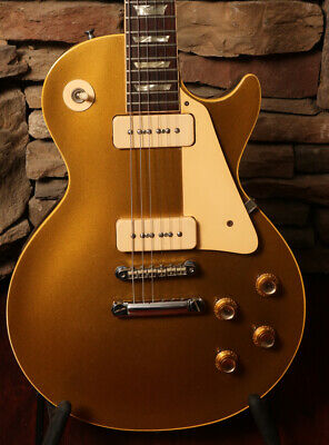 1968 Gibson Les Paul Standard Gold top  (#GIE0797)