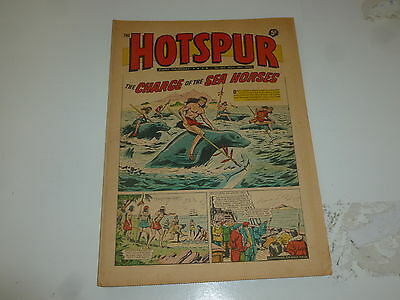 The HOTSPUR Comic - No 422 - Date 18/11/1967 - UK Paper Comic