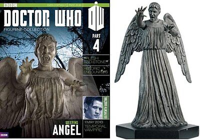 Doctor Who Figurine Collection #Part 4 Weeping Angel #DW 3