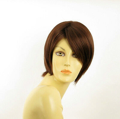 wig dark brown copper ALINE 31
