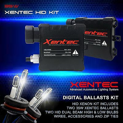 * XENTEC * Xenon HID Kit Conversion Dual beam Halogen High & HID Low 9007 HB5