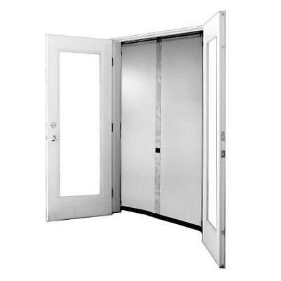 Bug Off 48 by 80 Instant Screen, Fits Some French Doors and 8-Foot Sliding Glass