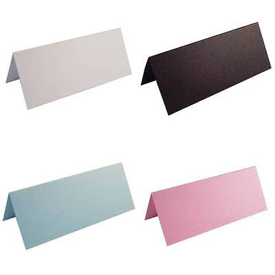 Table Name Place Cards, Weddings, Parties. Choose Quantity & Colour