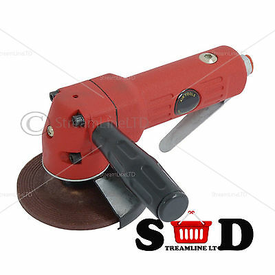 "100mm 4"" Air Angle Grinder 11000rpm For Compressor Power Cut Off Cutter CT1083"